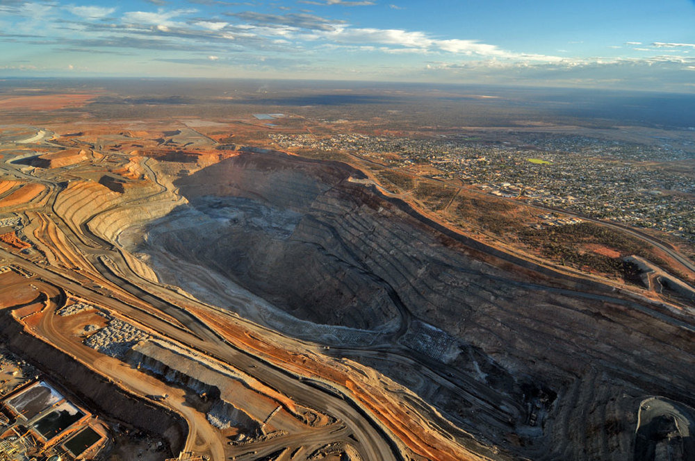 Kalgoorlie and the Superpit
