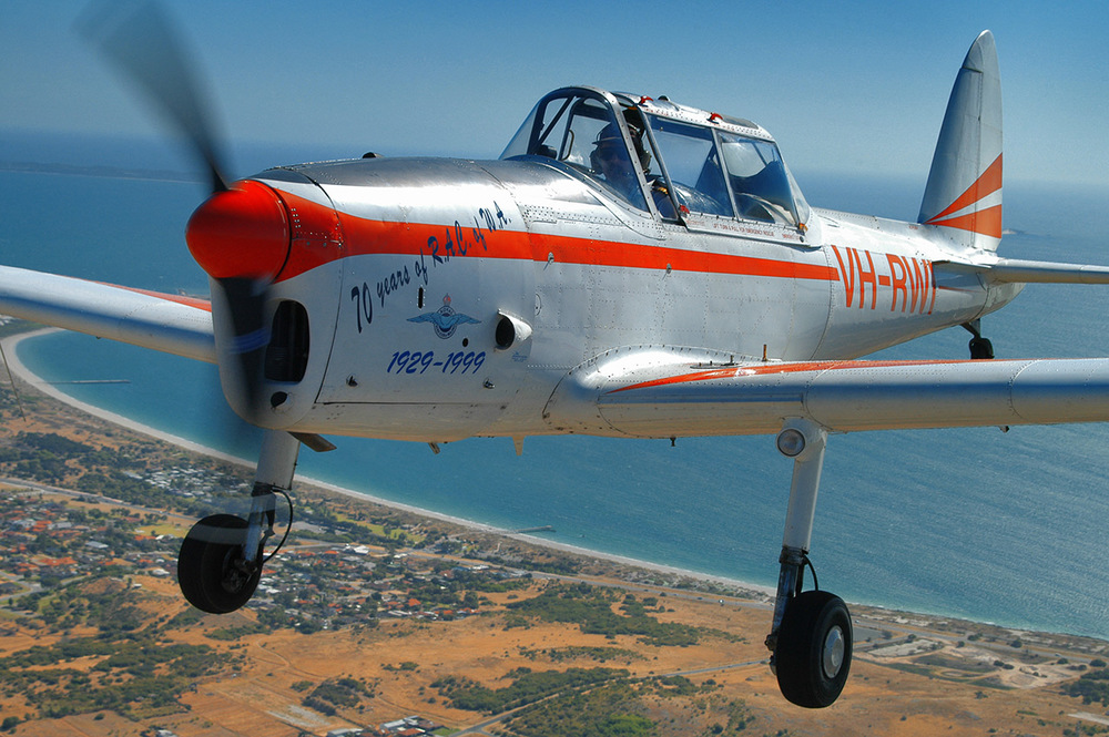 DH Chipmunk, Royal Aero Club of Western Australia (RACWA)