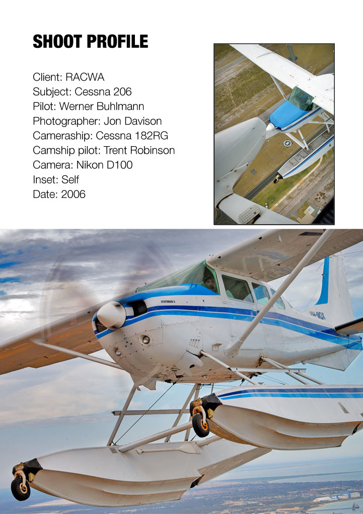 Cessna 206 Stationair (floats)