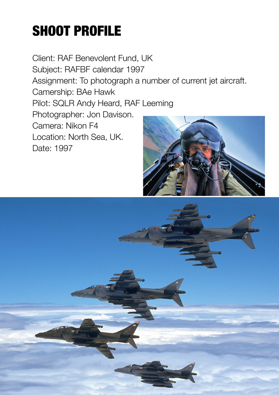 RAF BAe Harrier GR.5's