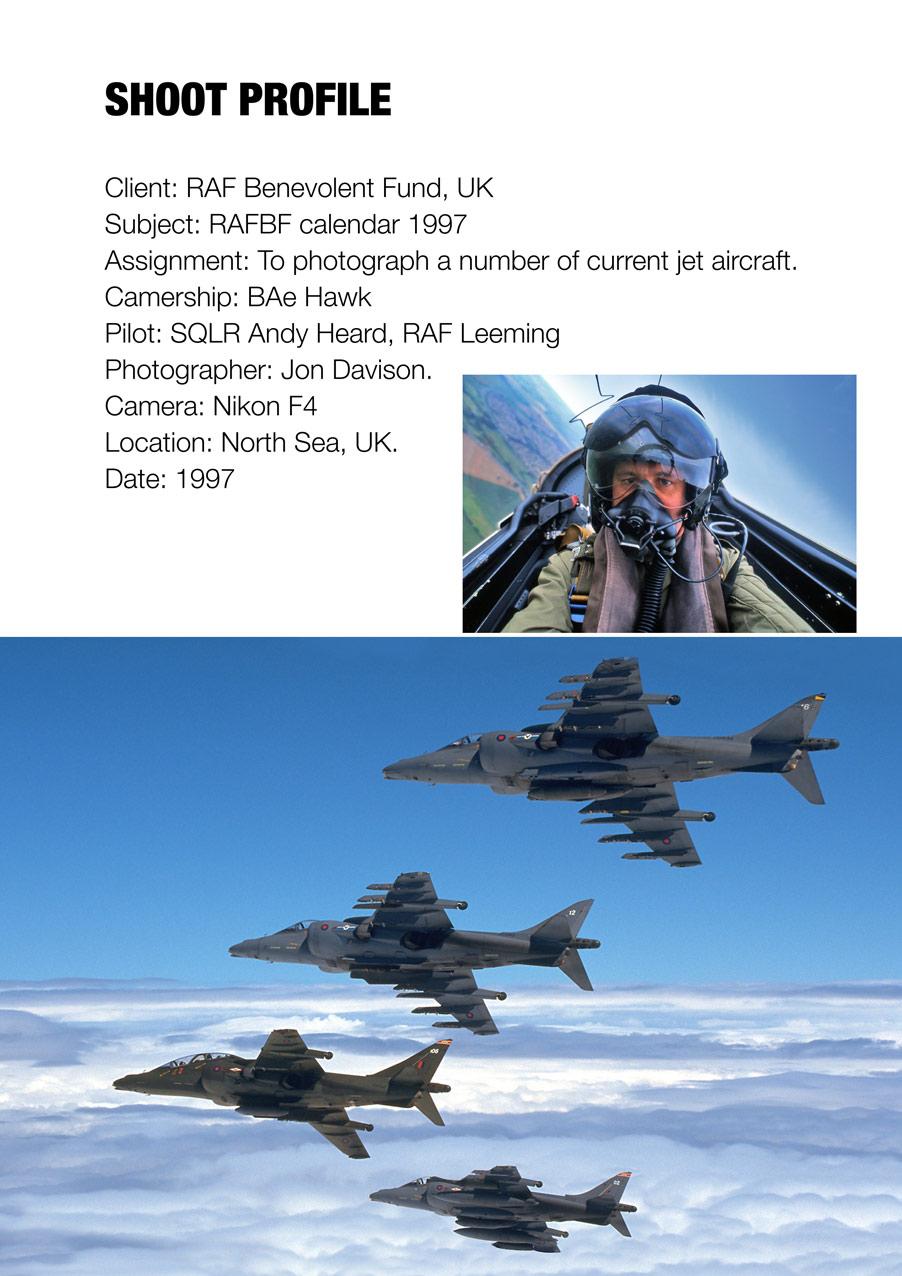 RAF BAe Harrier GR.5's