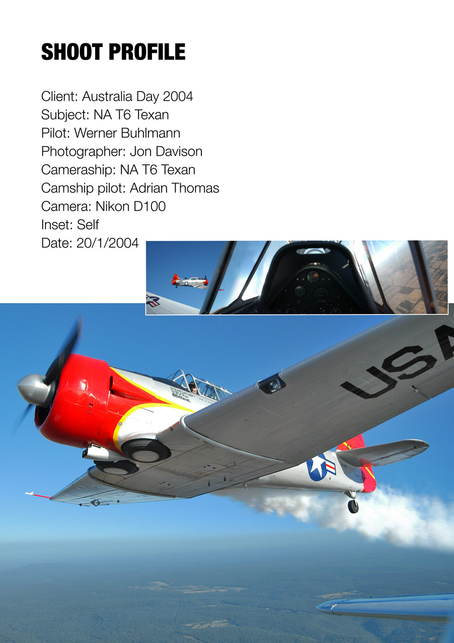 NA T6 Texan