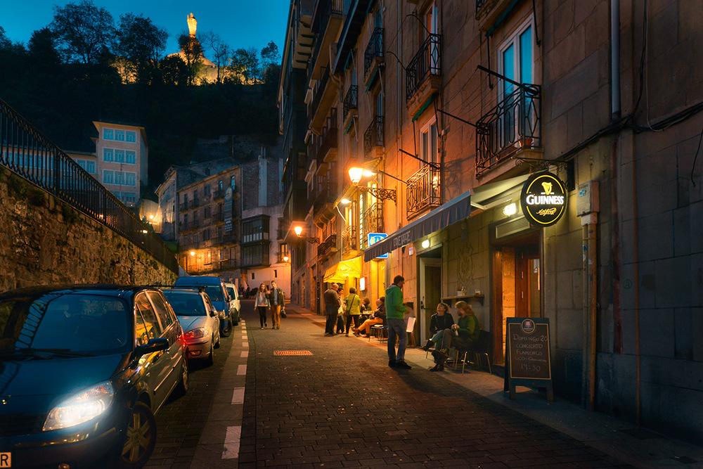 Cafe, San Sebastian