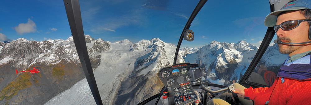 Keith Essex of Alpine Air Alaska
