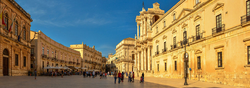 Ortegia, Syracusa, Sicily