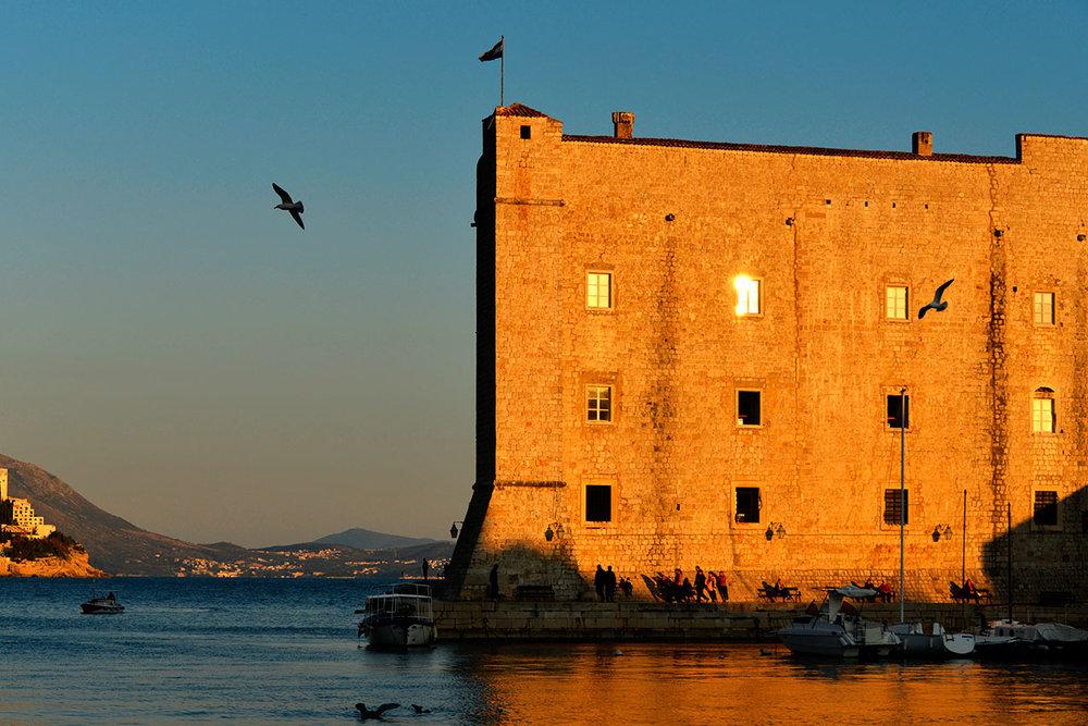 Fort St John, Dubrovnik