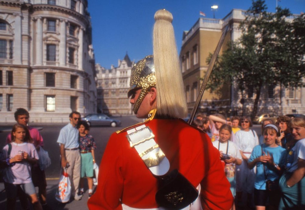 Royal House Guard, London.