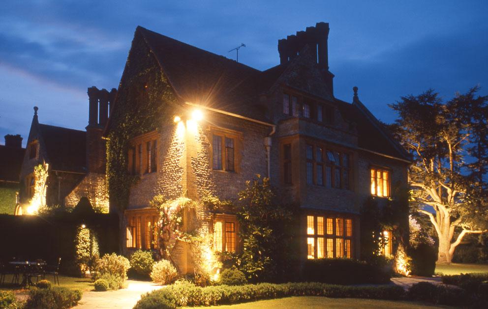 Le Maison aux Quart Saisons, Oxfordshire.