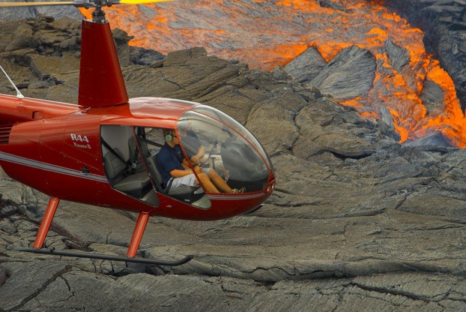 Mauna Loa Helicopters, Hawaii