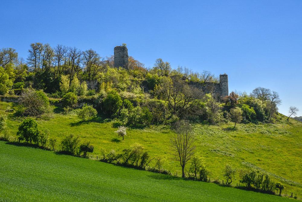Castle Combefa