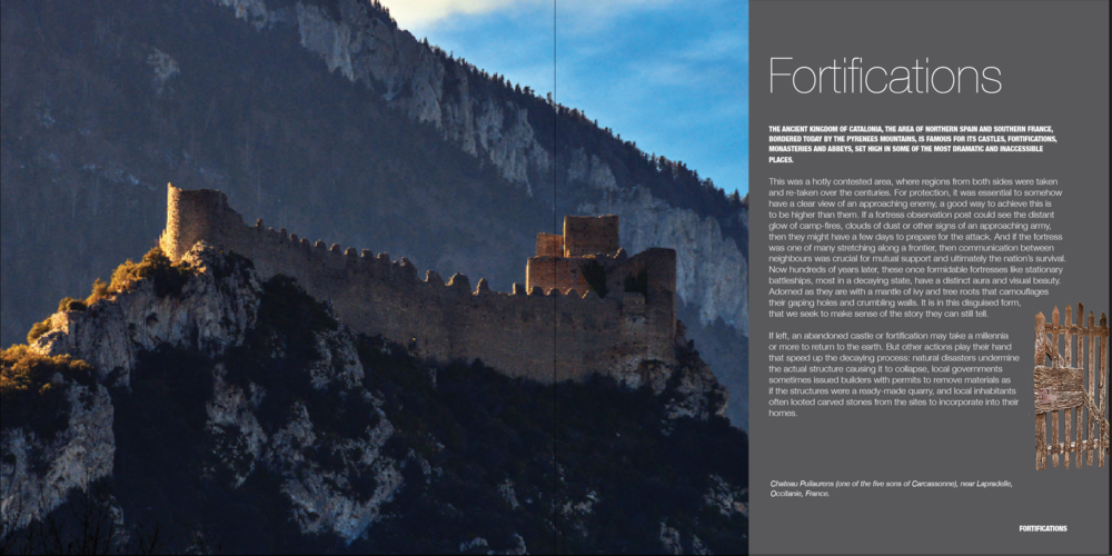 Fortifications chapter intro spread