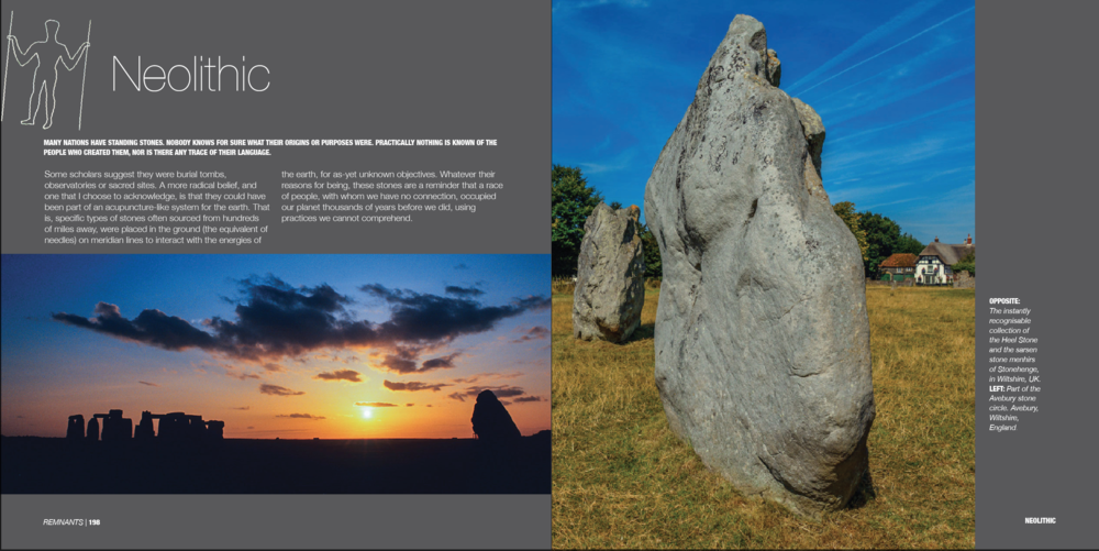 Neolithic chapter intro spread