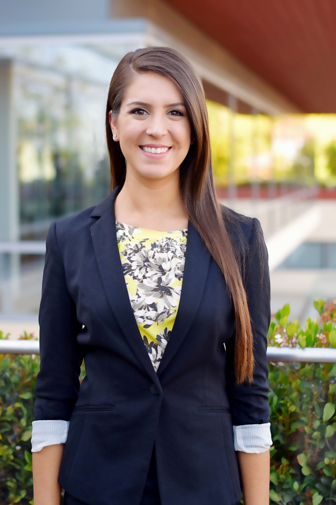 Alejandra Vázquez Baur '17, Presidential Advisor