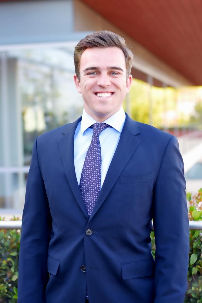 Tyler Finn '17,  Presidential Advisor