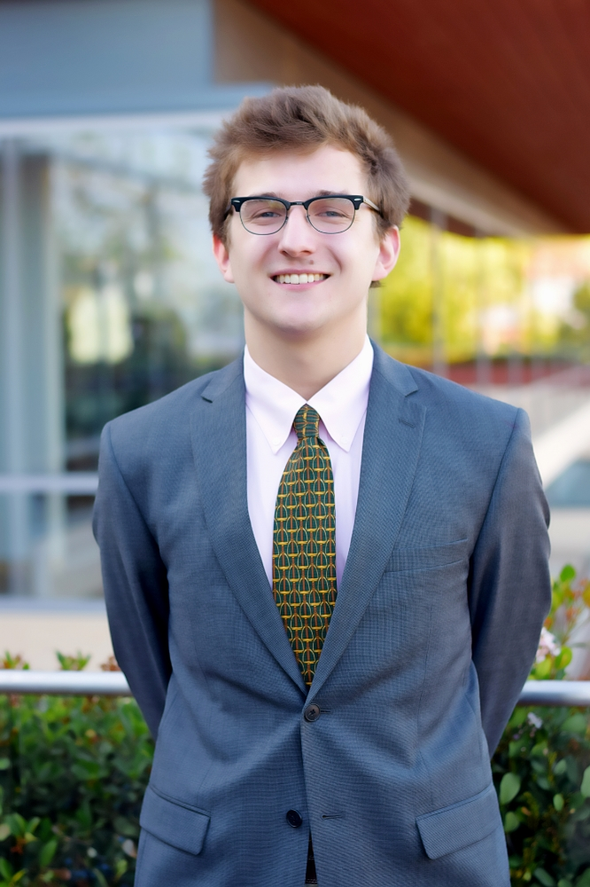 Chandler Koon '19, Events Manager