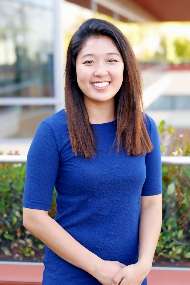 Cristina Lee '18, Vice President of Student Activities