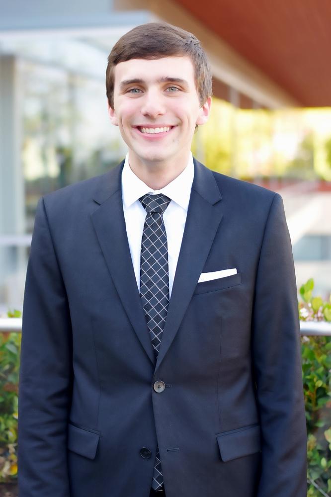 Daniel Ludlam '18, Dormitory Affairs Chair