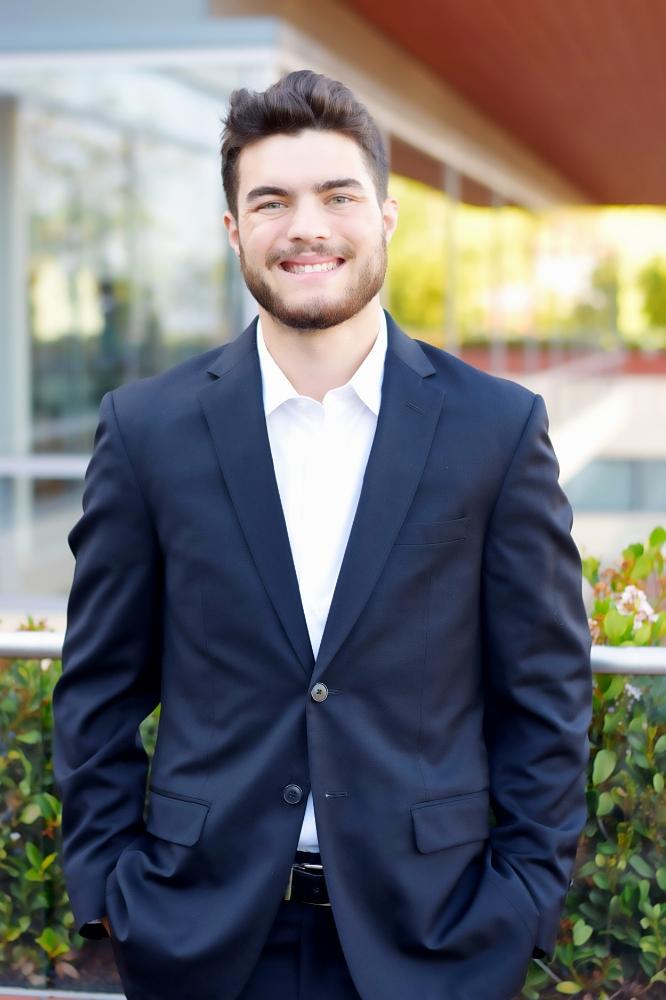 Cole Mora '17, Class of 2017 President