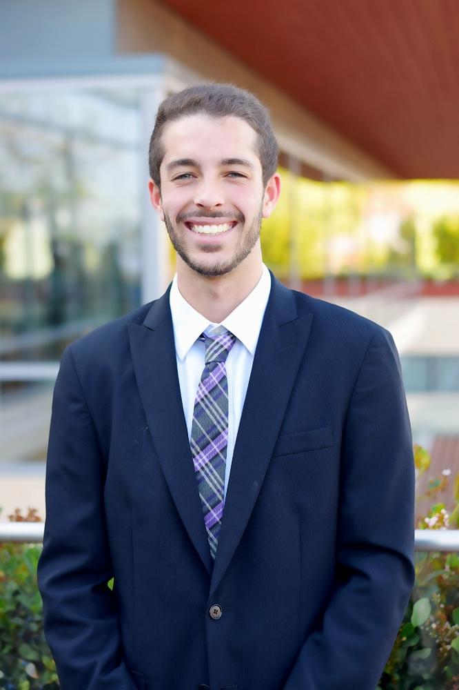 Dean Sagafi '18, Events Commissioner