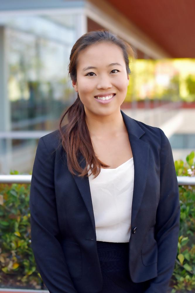 Elaine Sohng '17, Presidential Advisor