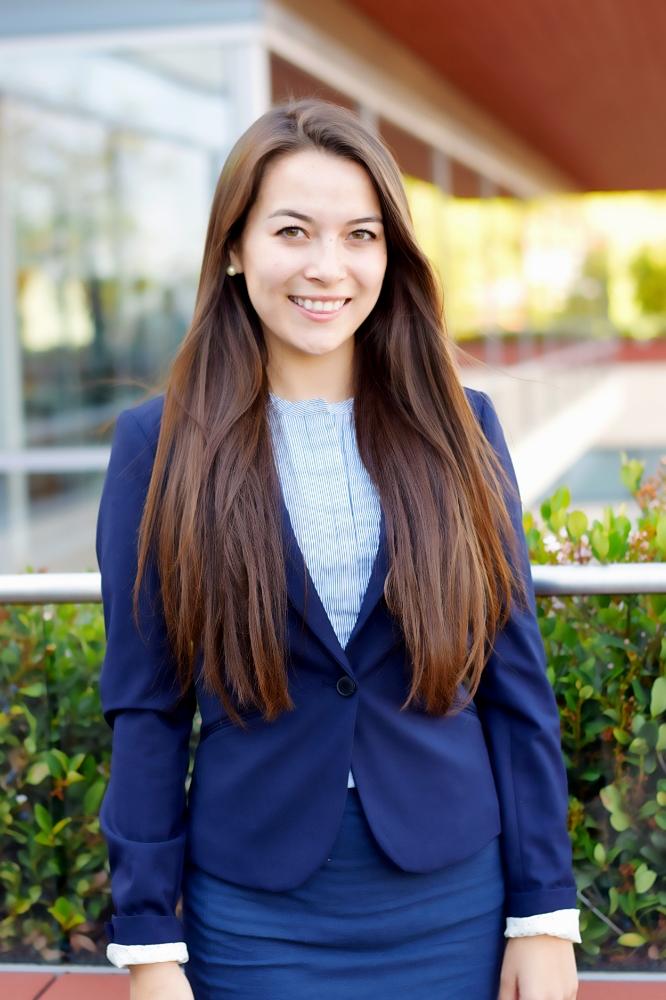 Jess Winssinger '19, Campus Organizations Chair