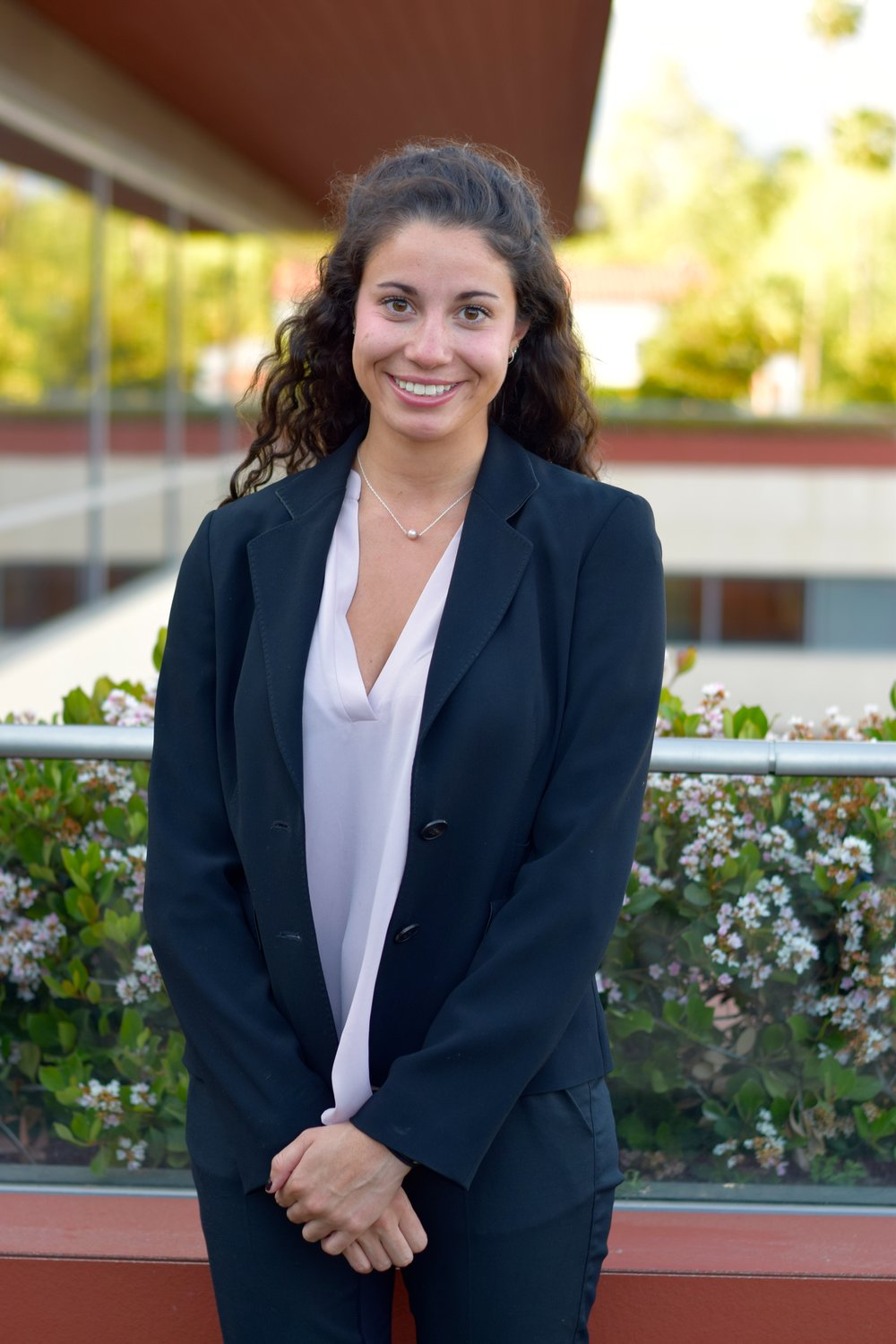 Lena Mersereau - Events Commissioner