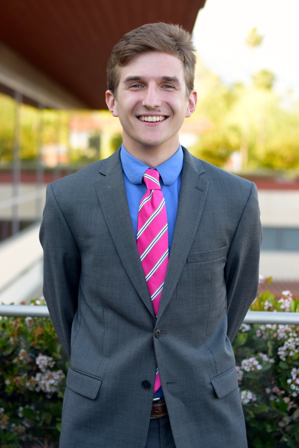 Chandler Koon - Vice President of Student Activities