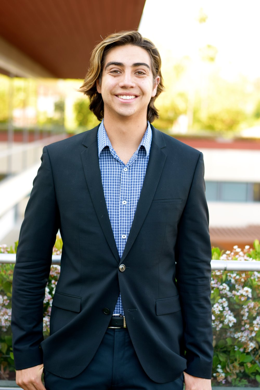 Bryan Carlen - Class of 2020 President