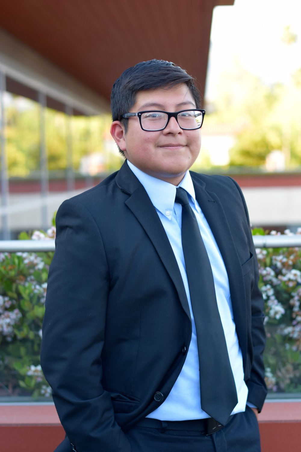 Julian Hernandez - Director of Student Security