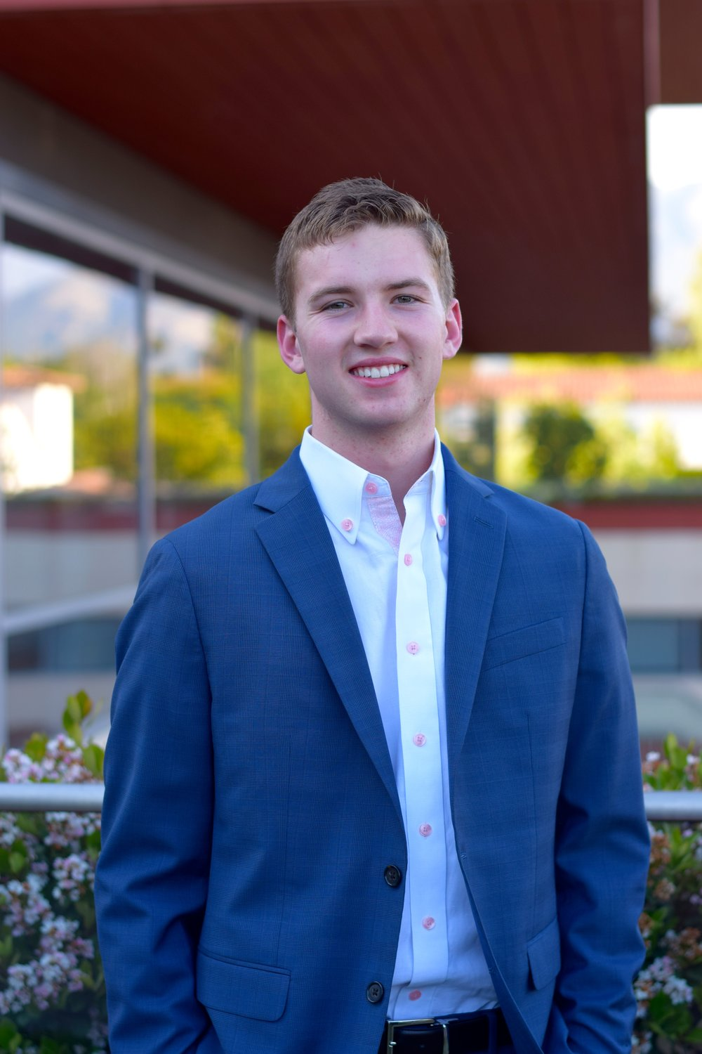 Patrick Hennessey - Class of 2019 President