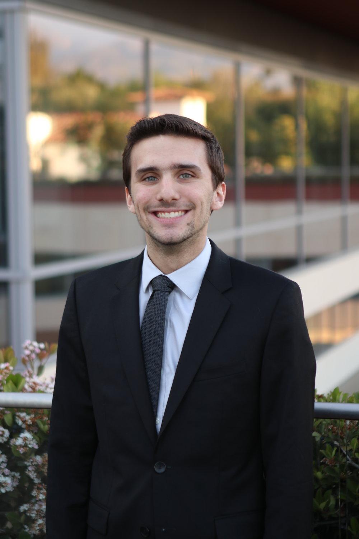 Daniel Ludlam - Class of 2018 President