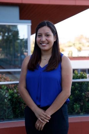 Director of Student Security   Crystal Salinas
