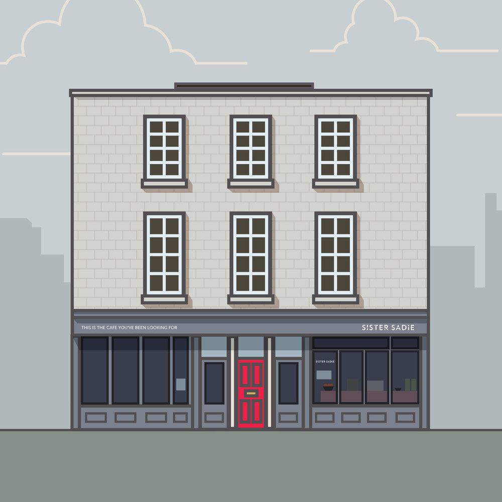 Sister Sadies Cafe & Restaurant, South Circular Road, Dublin.