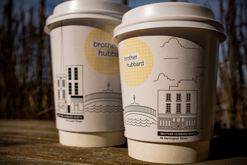 Brother Hubbard Cups & Tote bag