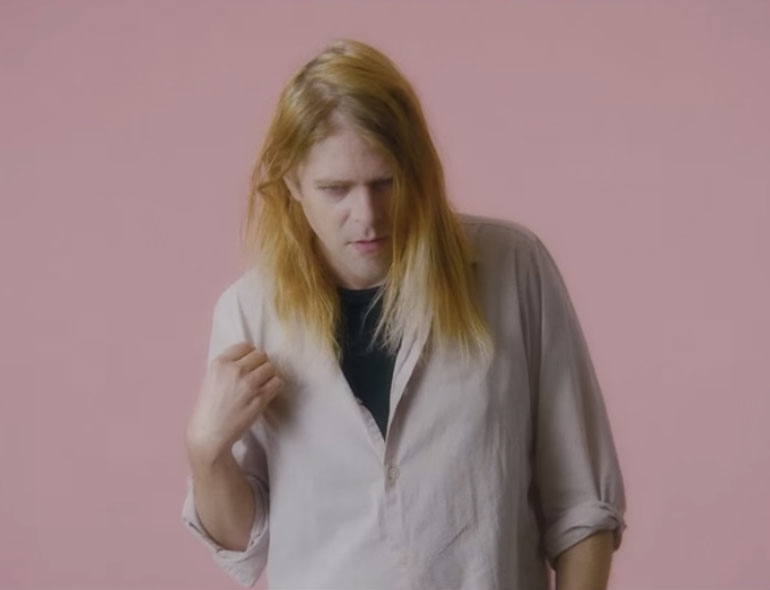 "Image taken from Ariel Pink's ""Picture Me Gone"" music video directed by Grant Singer"