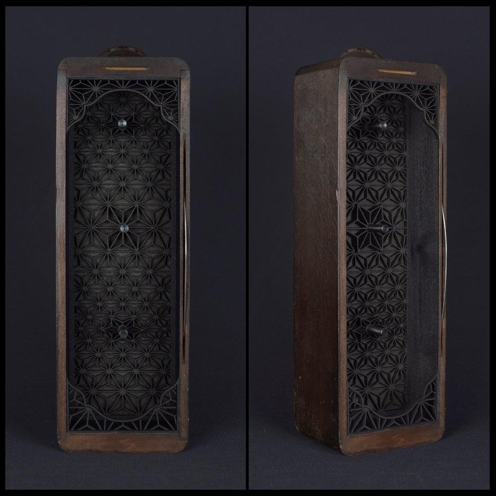 Box No.10 / 36x12x9cm