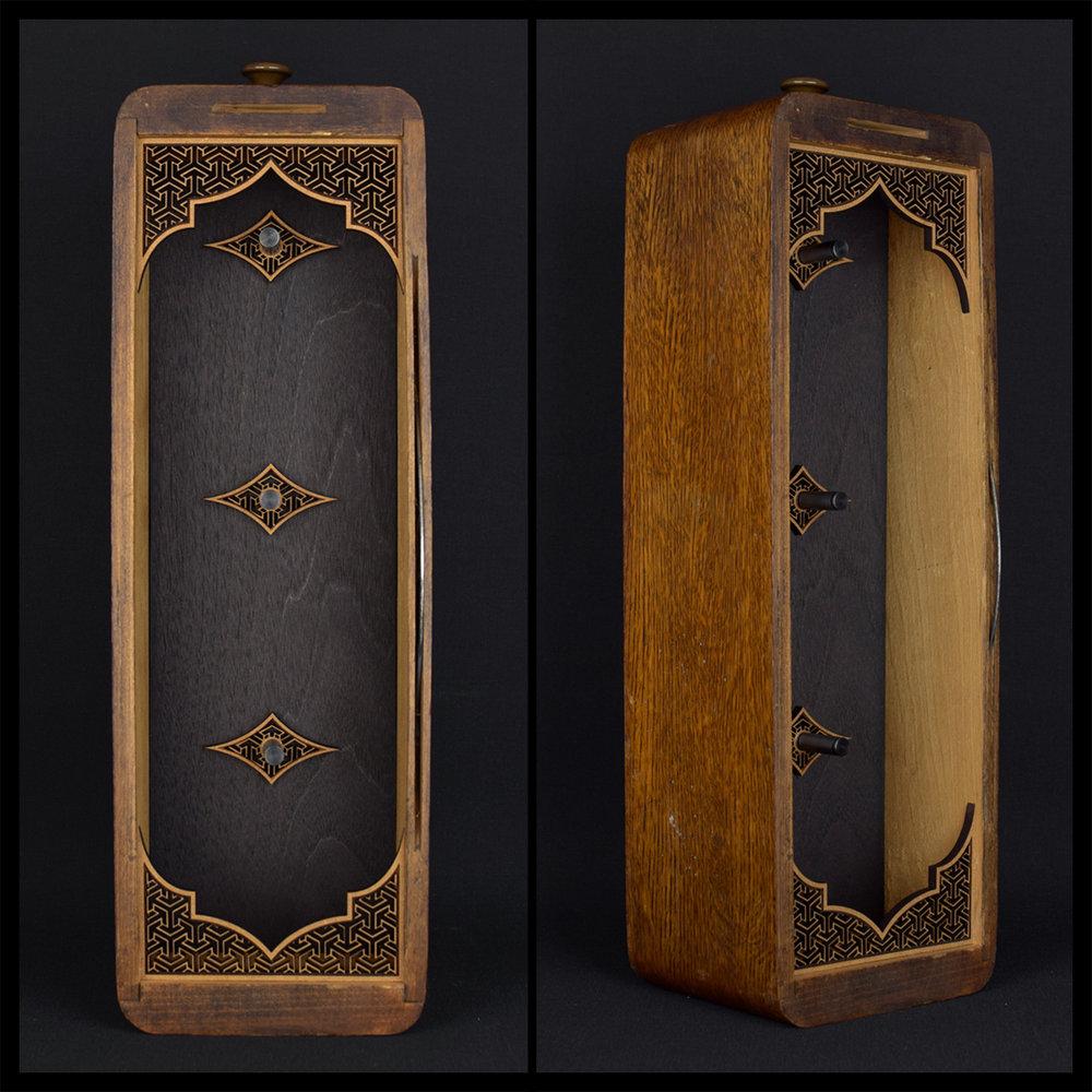 Box No.5 / 36x12x9cm