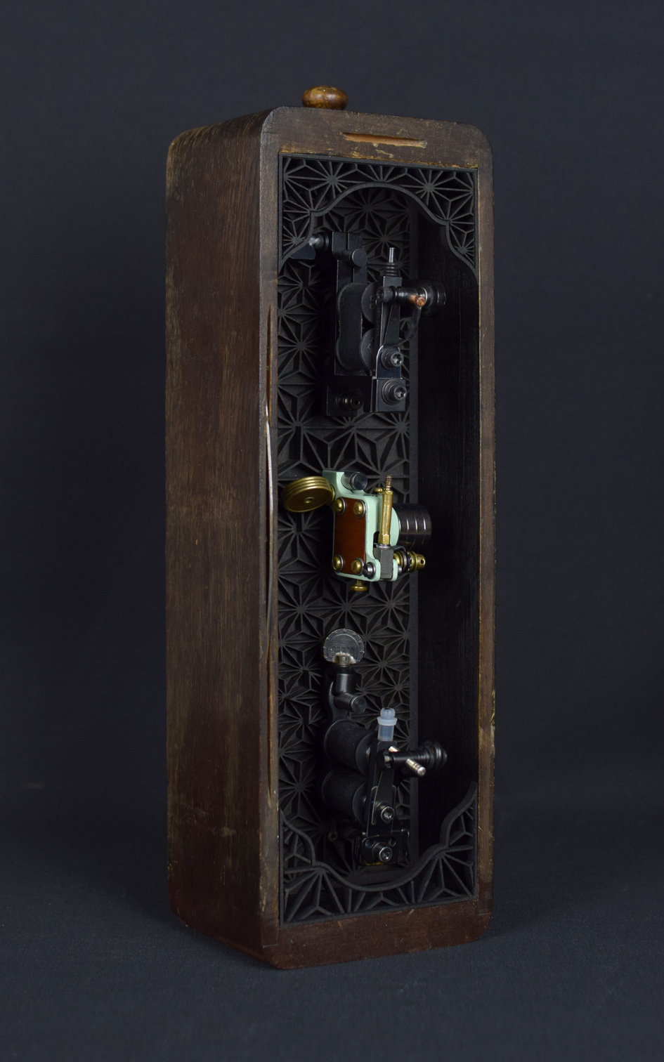 Box No.8 / 36x12x9cm