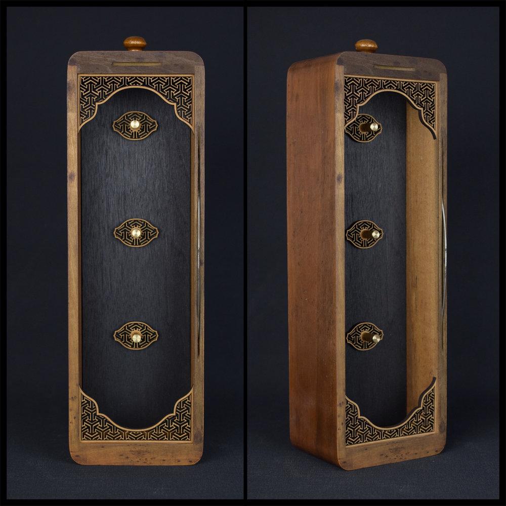 Box No.12 / 36x12x9cm