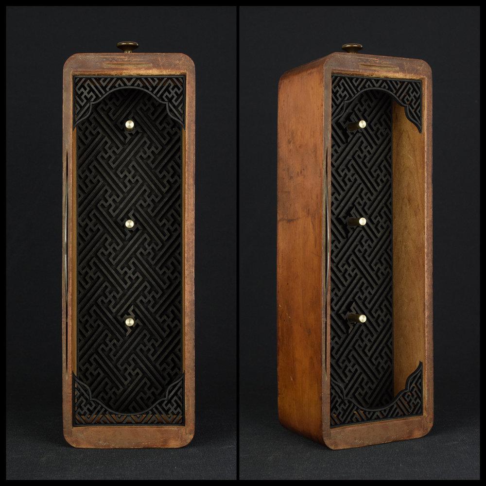 Sayagata Box  / 36x12x9cm