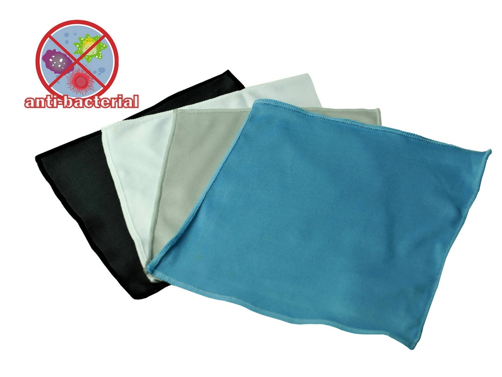 anti-bacterial microfiber cloth procare