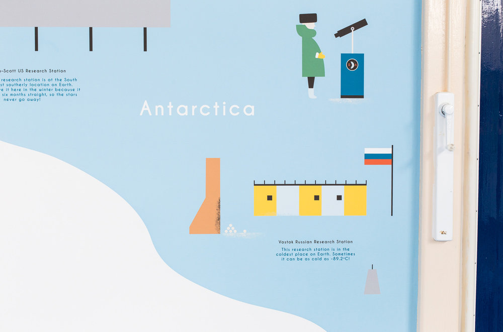 hannahalice-illustration-spacedesign-world-map-grazebrookprimaryschool-mural-antarctica-wallpaper.jpg