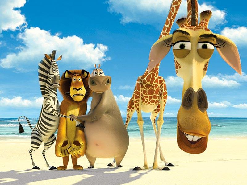 Discovery Family Film Club: Madagascar: Escape 2 Africa - Dundee ...