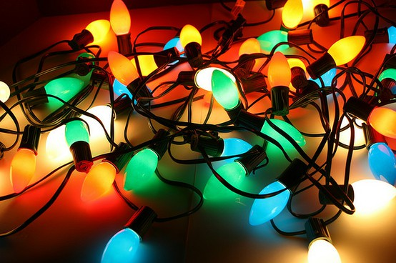 swinging from the christmas lights part 1 raising boys and girls - Tangled Christmas Lights
