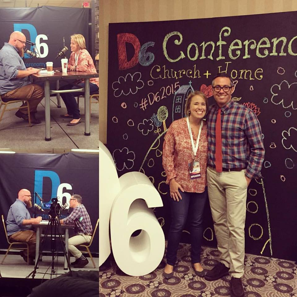 D6 is an amazing conference and happened in Louisville this year again. Love being a part of this great event!
