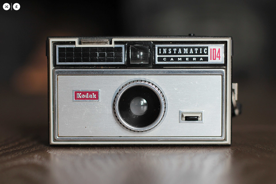 Kodak Instamatic 104 - available for SWAP | SHOP.