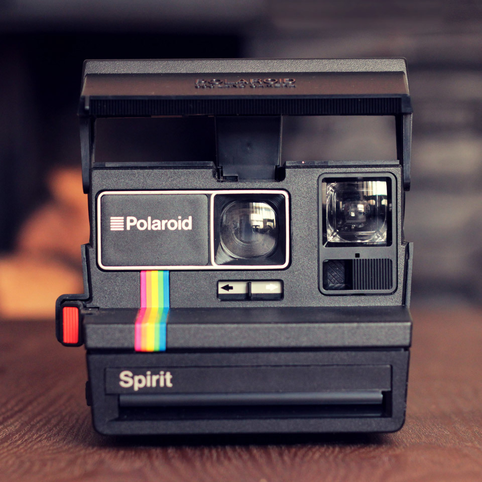 Polaroid Spirit - from  Vintage Village
