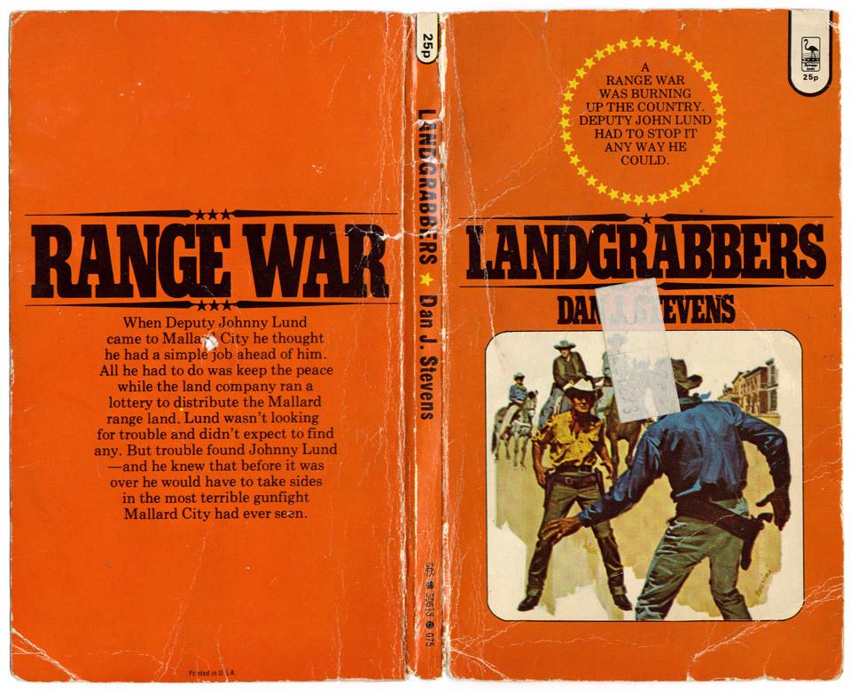 'Landgrabbers' by Dan J. Stevens
