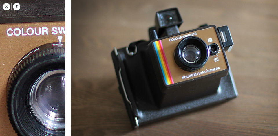 Polaroid Colour Swinger