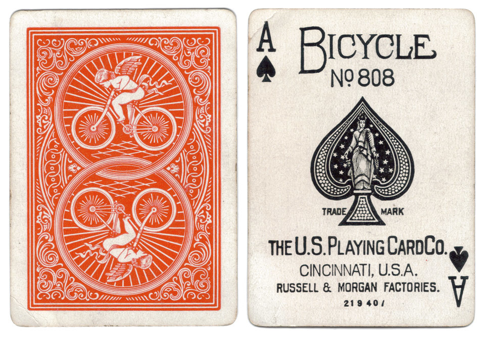 Bicycle Playing Card